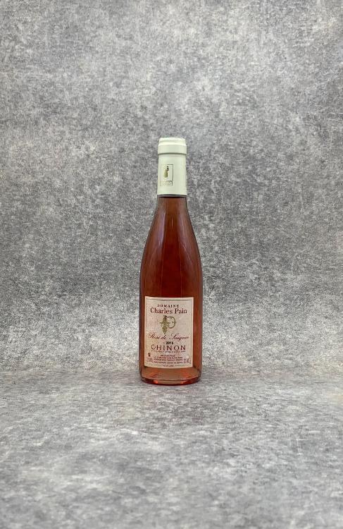 CHINON A.O.C Rosé de Saignée  37,5 cl