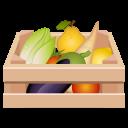 Retrait du panier de légumes