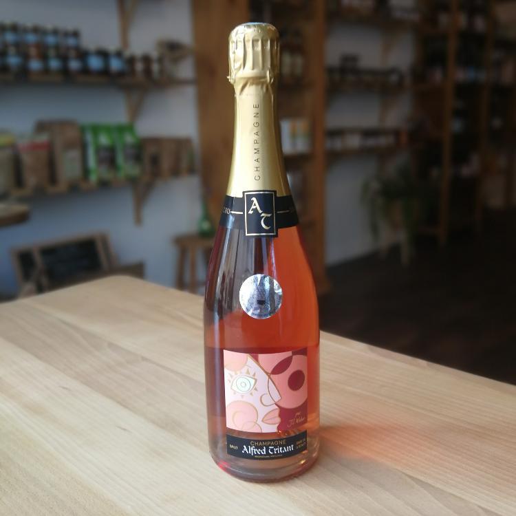 Champagne Rosé 75cl