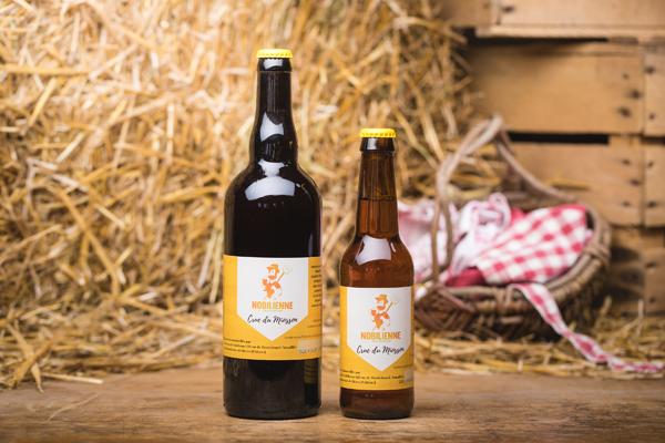 """Bière blonde """"Crue du Miosson"""" - 5%"""