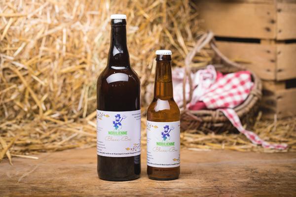 "Bière blanche ""Blanc-Bec"" - 4,7%"