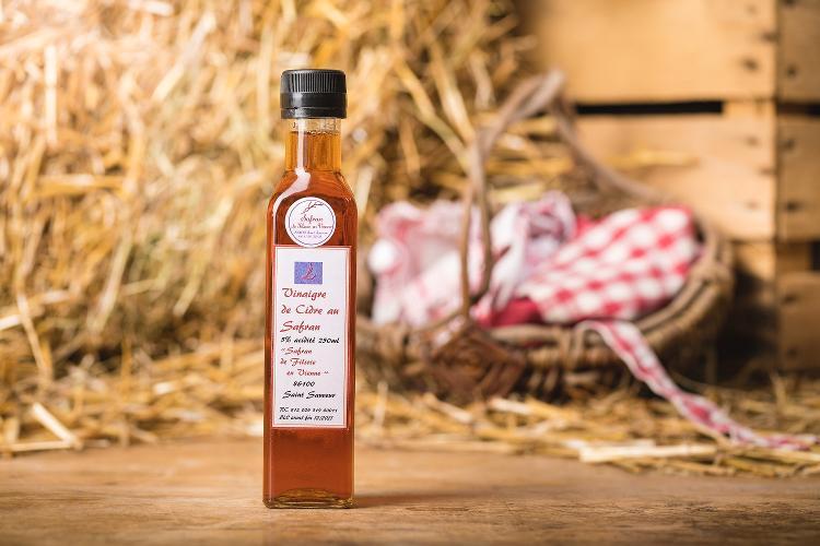 Huile de Noix au Safran - 250 ml