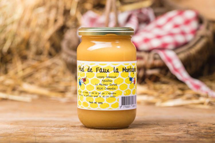 Miel de Faux-la-Montagne