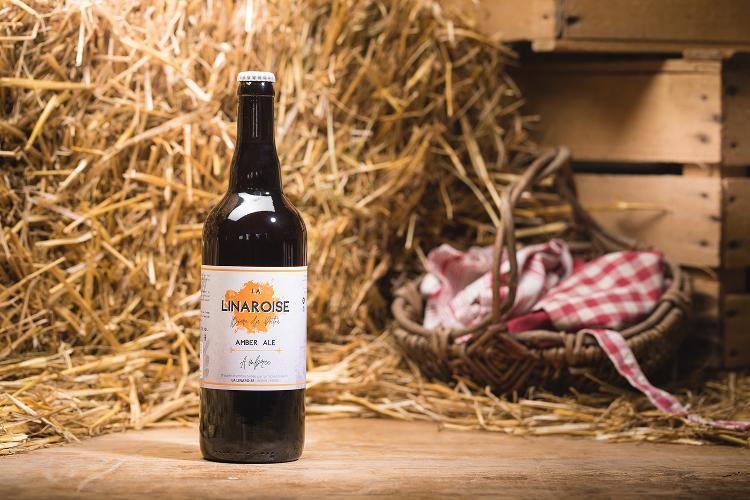 Amber Ale - Ambrée (5.7%) 75CL