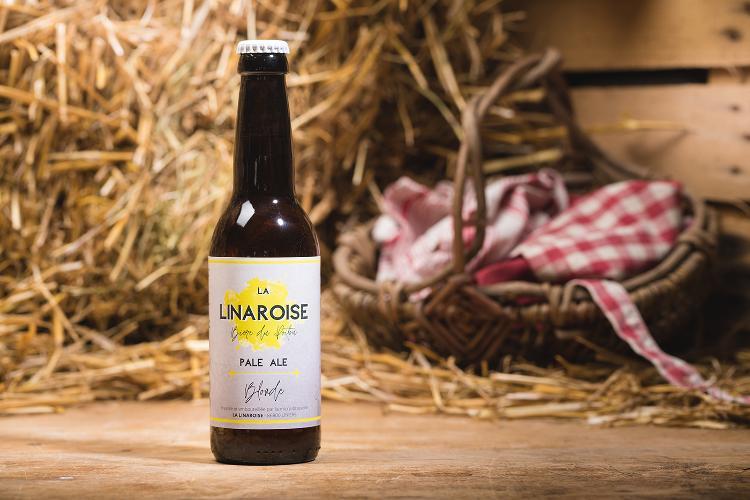 Pale Ale - Blonde (5.5%) 33CL