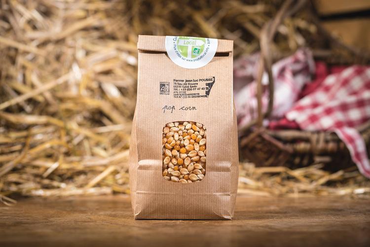 Maïs pop corn - 1 KG