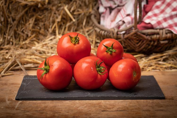 Tomate de plein champ du Jardin des Saveurs