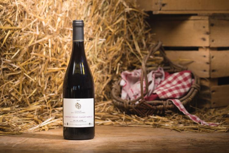 Cabernet franc-gamay-merlot IGP Val de Loire 2019, 75 CL