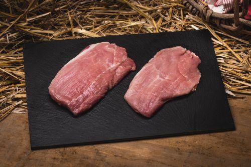 Escalope de porc bio (entre 220g et 400g) (*2)