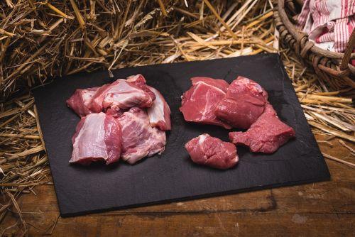 Blanquette de veau bio (entre 800g et 900g)