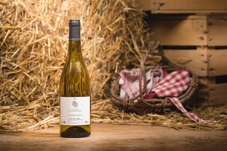 Chardonnay IGP Val de Loire 2020, 75 CL
