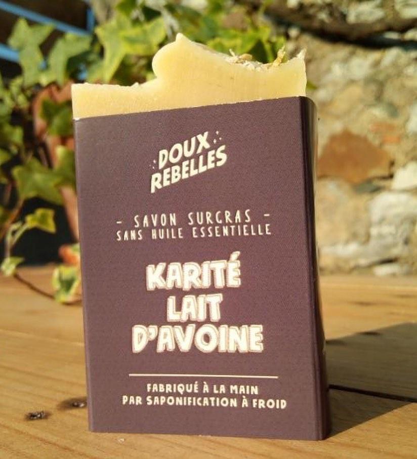 DOUX REBELLES -  votre savonnerie artisanale