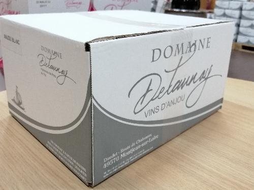 AOC Anjou  Blanc 2020 - Delaunay (carton 6 bouteilles)