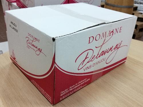 AOC Anjou Villages 2018- Delaunay (carton 6 bouteilles)