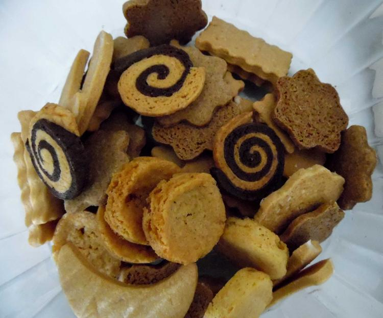 Biscuits vrac