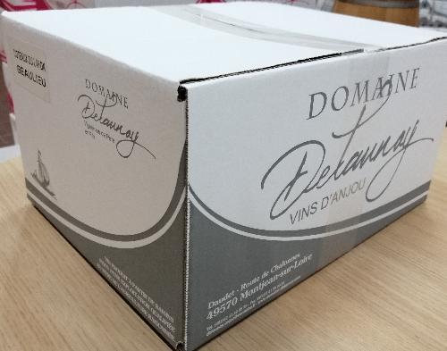 AOC Côteaux du Layon Beaulieu 2019 - Delaunay (carton de 6 bouteilles)