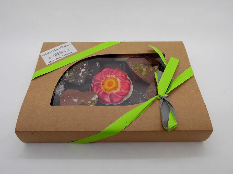 Boîte de chocolats - grand modèle
