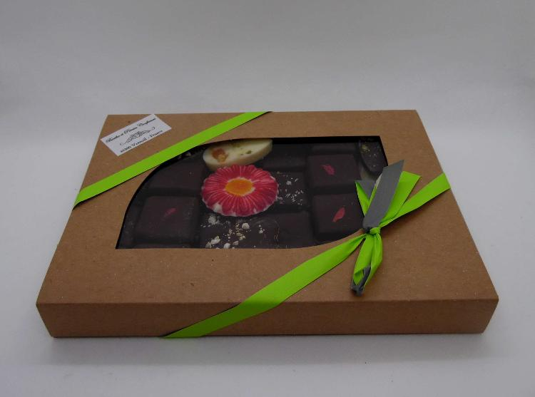 Boîte de chocolats - maxi modèle