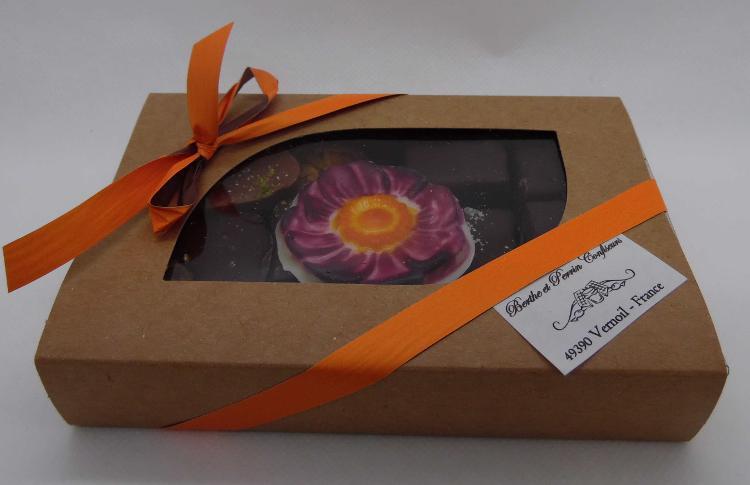 Boîte de chocolats - moyen modèle