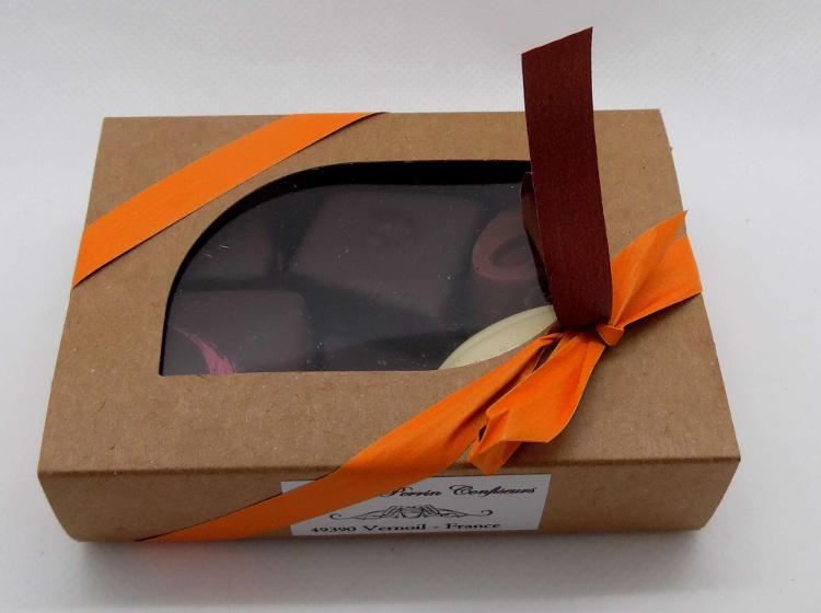 Boîte de chocolats - petit modèle