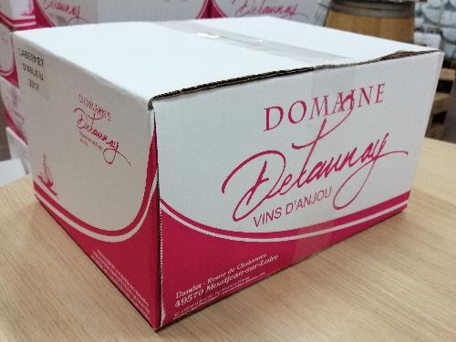 AOC Cabernet d'Anjou 2020 - Delaunay (carton 6 bouteilles)