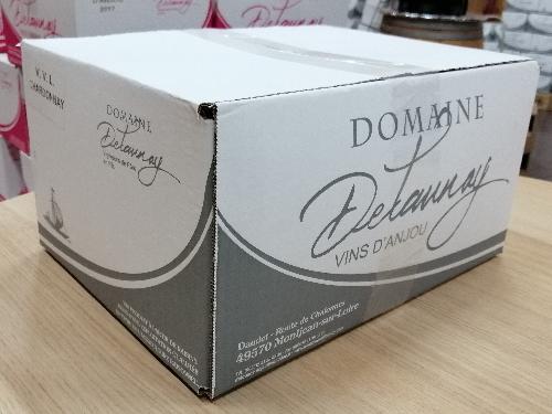 "VPVL  ""Chardonnay"" 2020 - Delaunay (carton 6 bouteilles)"