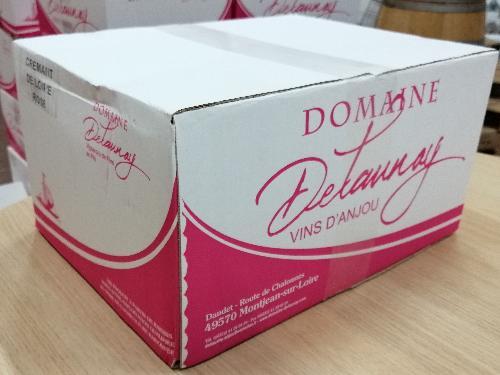AOC Crémant de Loire Rosé - Delaunay (carton de 6 bouteilles)