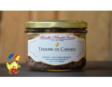 Terrine de canard Famille MAUDET-COUSIN