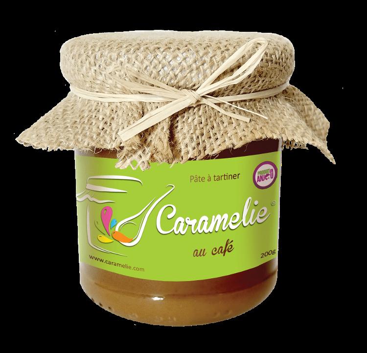 200g caramel beurre salé café CARAMELIE
