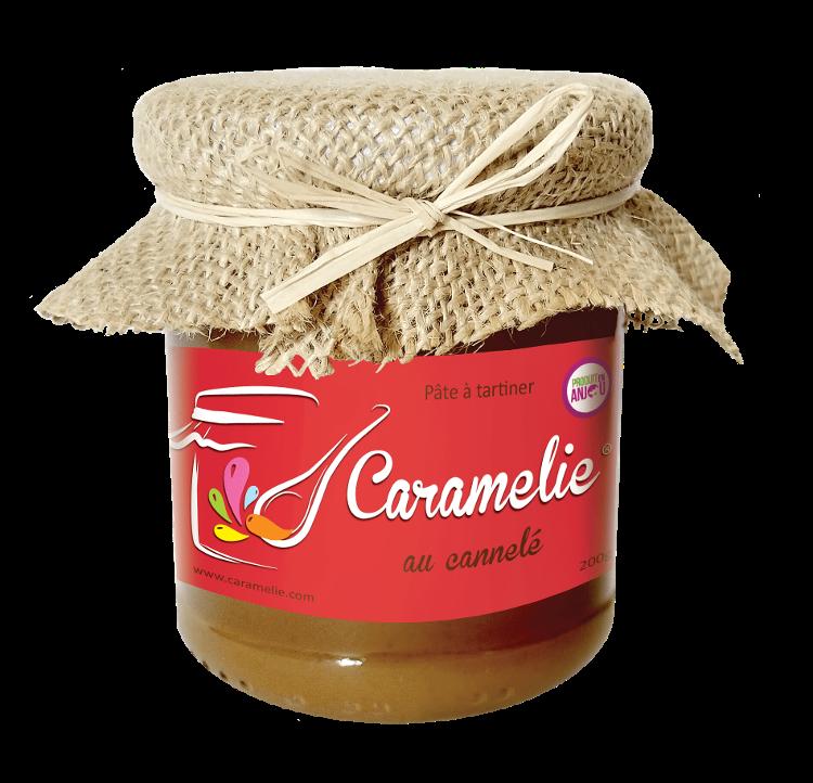 200g caramelie cannelé - CARAMELIE