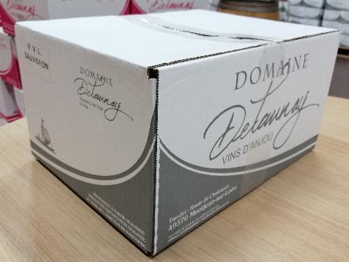 """VPVL  """"Sauvignon"""" 2020 - Delaunay (carton 6 bouteilles)"""
