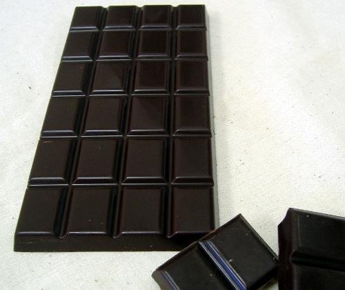 Tablette Chocolat noir du Pérou 64% de cacao