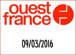 La Ferme Péard dans le Ouest-France, mars 2016