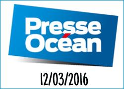 La Ferme Péard dans Presse Océan, mars 2016