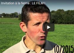 Film de présentation du Réseau Invitation à la Ferme, octobre 2015