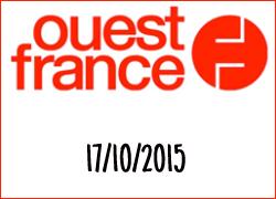 La Ferme Péard dans le Ouest-France, octobre 2015