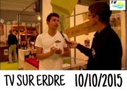 Interwiew au Salon Zen et Bio avec TV sur Erdre