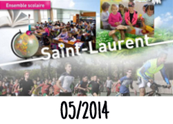 Le Collège St-Laurent de Blain visite la Ferme Péard