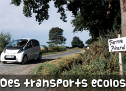 Des transports plus écolos