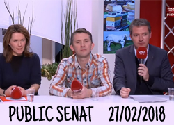 Jean-Michel sur Public Sénat