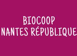 Recyclez nos pots à la Biocoop Nantes République
