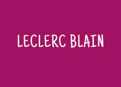 Recyclez nos pots au Leclerc de Blain