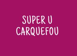 Recyclez nos pots au Super U de Carquefou