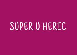 Recyclez nos pots au Super U d'Héric