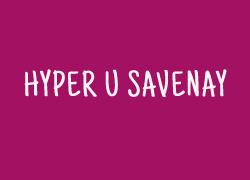 Recyclez nos pots à l'Hyper U de Savenay