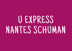 Recyclez nos pots chez U Express Nantes Schuman