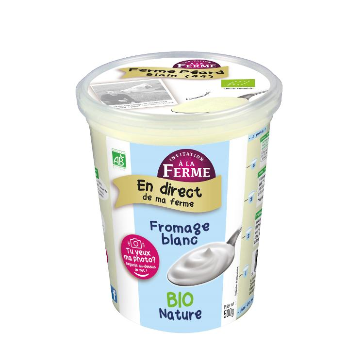 Fromage Frais Nature 500g
