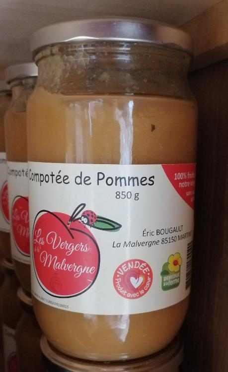 COMPOTEE POMME ARTISANALE