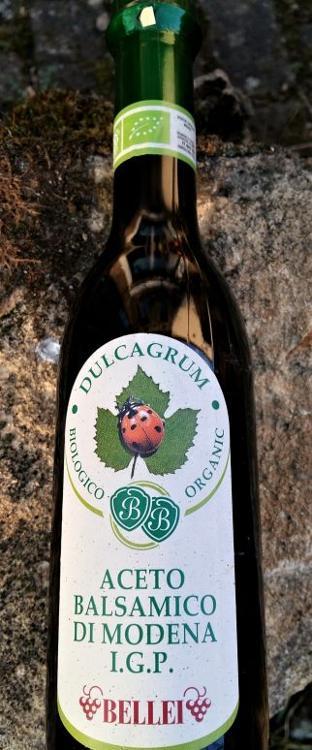 Vinaigre balsamique Bio IGP 250ml (origine Modena) 6% Sous réserve de livraison !