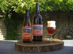 Bière artisanale La Doncourt,  IPA (6.2%). Pack de 12 X 33 Cl